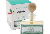 ECOJOY WoodCandy Reed Diffuser