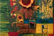 Quilts and Wall Hangings / Quilts and Wall Hangings