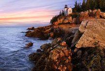 National Park - Acadia - Maine