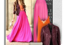 Outfits & colors