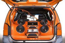Тюнинг автомобиля / Многие автовладельцы хотят сделать свою машину более комфортной и приспособленной для долговременного пребывания. Именно поэтому детейлинг центр Chescar  проводит такие улучшающие автомобиль работы, как установка и настройка магнитолы и акустических систем, удовлетворяющих всем требованиям владельцев.