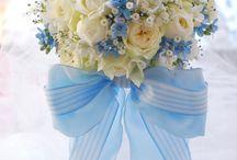 結婚式 ブルー テーマカラー