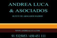 Abogados Madrid Herencias / ABOGADOS MADRID BUFETE ABOGADOS MADRID ANDREA LUCA & ASOCIADOS DERECHO DE LA CONSTRUCCIÓN DERECHO CIVIL DERECHO LABORAL DERECHO ADMINISTRATIVO DERECHO DE FAMILIA DERECHO PENAL URBANISMO ASESORÍA FISCAL Y CONTABLE