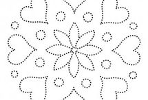 Card stitchery / by Nancy Ward