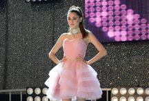 Vestidos Expo Quinceañera 2016 / Los más hermosos vestidos se presentaron en la pasarela de Expo Quinceañera en Cintermex.