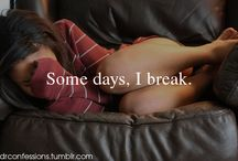 About Me:  Sometimes I Break / Some days suck.