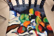 auction art ideas