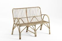Comfy_ComfyTwo / Furniture made from rattan