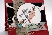 Other people's creations! / These are cards and craft projects I've found on the net that I love! / by Kristine Reynolds