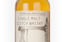 Glenlossie single malt scotch whisky / Glenlossie single malt scotch whisky