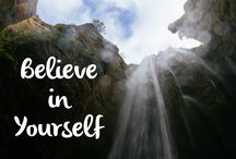 Believe in yourself - Monthly Motivation / #believe in yourself is about #inspiring women to finally understand who they are and belaying they can achieve their own success