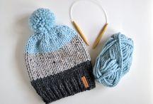 Knit Hat Inspo