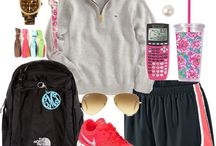 """*Sporty wear* / """":Fit"""" for perfection"""