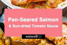 salmon pan fry recipe