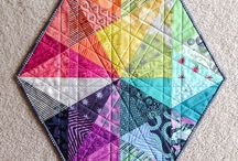 Quilting - mini, wall hanging, table runner ...