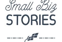 Small Biz Stories Podcast / Small Biz Stories is a podcast that tells the story of some of the bravest people you'll ever meet — small business owners.  You'll hear how they got started, their biggest challenges, and their dreams for the future. / by Constant Contact