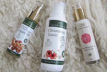 Natural/Organic cosmetics
