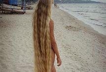 Long [Blonde] Hair