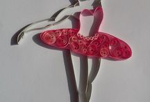 My quilling / Moje prace