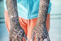 Love for Mehendi