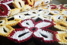 My crochet crafts