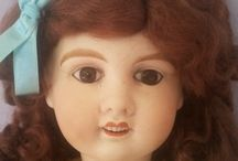 Jules Verlingue dolls