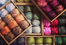 Yarns and colors