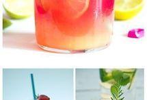 Boissons cocktail
