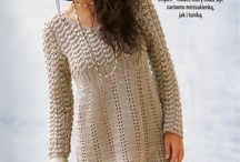Crochet.Sweaters, Tunics
