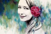 art & design / by Aleisha Wright