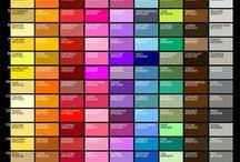 Colour ideas & etc