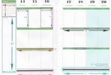 Planner Supplies, Ideas & Organization
