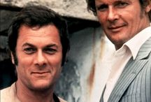 """Tony curtis and Roger moore images 1970""""s"""