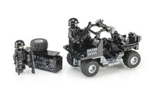 Lego military black