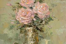 Painting: Oleg Trofimoff