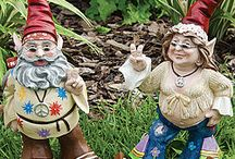 Gnomes / by Kathy Osborn