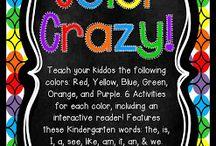 Teaching-Kindergarten / by Michele Lynn