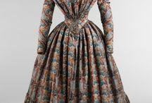 1840s Clothing