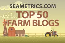 What does the farmer say? / Get to know farmers by reading blogs and other social media by farmers.