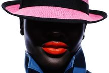 RED LIPS / by Black Fashion