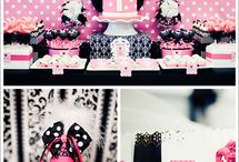 Birthday Party Ideas for the Girls / by Brittany Byrd