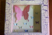 Butterfly craz / Butterfly flutterby