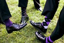 Wedding Socks for the Groomsmen