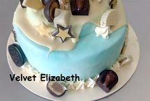 Pečenie Velvet Elizabeth