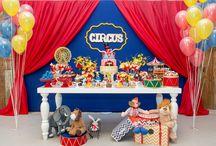 Festa 1 ano Circo