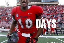 Countdown to Kick Off! / The countdown to kickoff is on! To get ready, we will be sharing 11 of our favorite Cary Edmondson photos from last season. Go Bulldogs!  The first Fresno State home game is on August 29, 2013. / by Fresno State Alumni Association