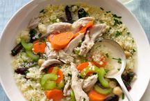soups/stews / by Amanda Caldwell