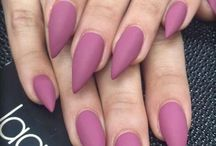Nails Fall / Colors And Design For 2016 And 2017.  Nail Art And Nail Designs For Acrylic, Gel, And Matte Nails.  Try Different Shapes Like Almond, Coffin, Short, And Long Fall Nails.  Try Different Dark Colors Like Burgundy And Maroon This Autumn And Thanksgiving With A Shellac Finish.  Simple And Easy Nails Fall Tutorials With Step By Step Tips And Tricks For How To Make Your Nails Shine In September, October, And November.  Stay Classy With Long Dark Nails With A French Tip Or A Black Tip.