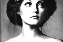 1970 Make Up, Fashion, Beauty / Make Up examples, hairstyle, fashion and beauty from 1970's
