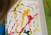 Preschool ideas :) / by Jennifer Martin